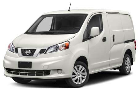 New 2019 Nissan NV200 Exterior