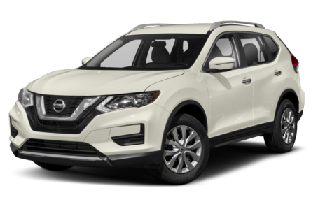 New 2019 Nissan Rogue Exterior