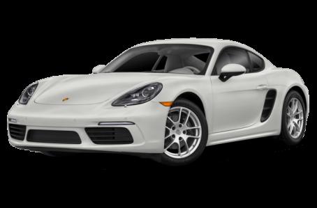 New 2019 Porsche 718 Cayman Exterior