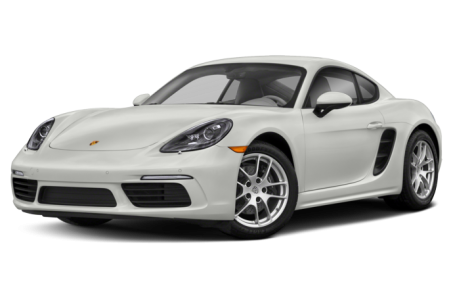 2019 Porsche 718 Cayman Exterior