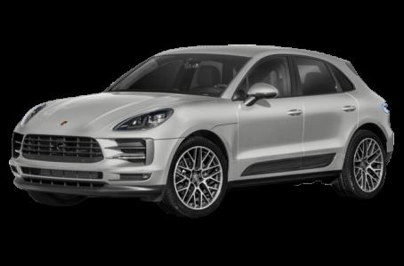 New 2019 Porsche Macan Exterior