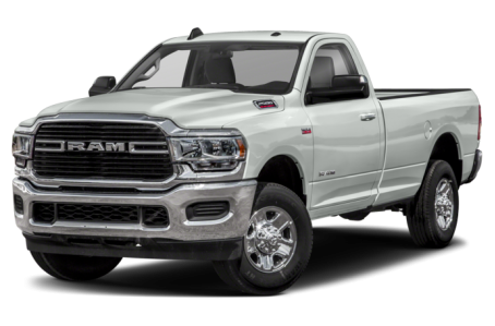 New 2019 RAM 2500 Exterior