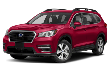 2019 Subaru Ascent Exterior