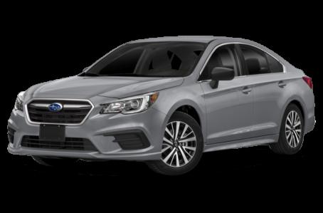 New 2019 Subaru Legacy Exterior