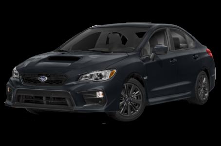 New 2019 Subaru WRX Exterior