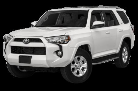 New 2019 Toyota 4Runner Exterior