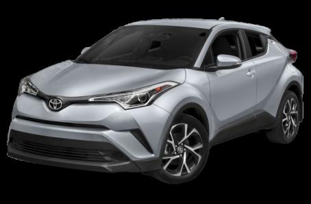 New 2019 Toyota C-HR Exterior