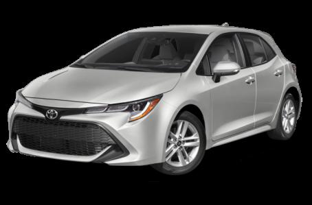 New 2019 Toyota Corolla Hatchback Exterior