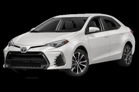 2019 Toyota Corolla Exterior