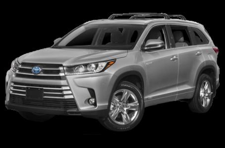 New 2019 Toyota Highlander Hybrid Exterior
