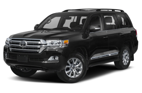 New 2019 Toyota Land Cruiser Exterior