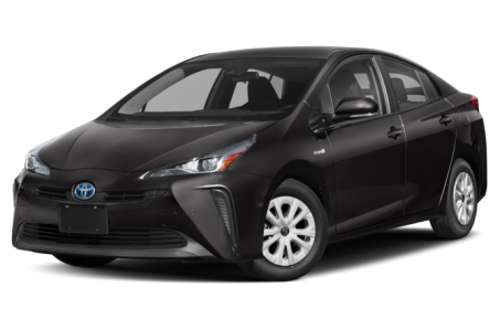 New 2019 Toyota Prius Exterior