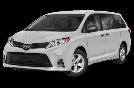 New 2019 Toyota Sienna Exterior
