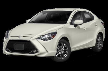 New 2019 Toyota Yaris Sedan Exterior