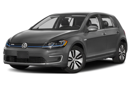 New 2019 Volkswagen e-Golf Exterior