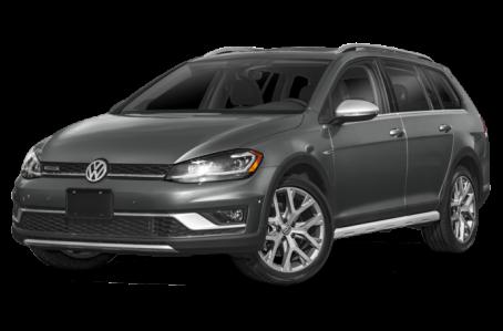 New 2019 Volkswagen Golf Alltrack Exterior