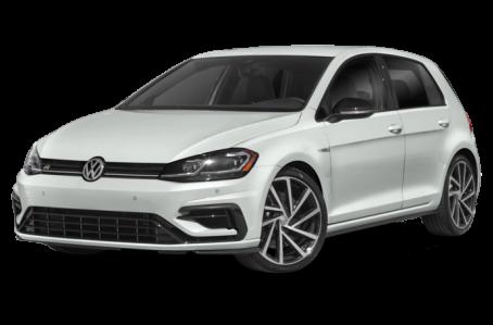 New 2019 Volkswagen Golf R Exterior