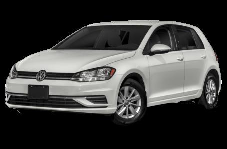 New 2019 Volkswagen Golf Exterior