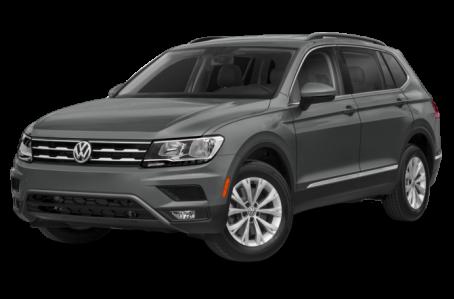 New 2019 Volkswagen Tiguan Exterior