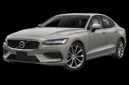 New 2019 Volvo S60 Exterior