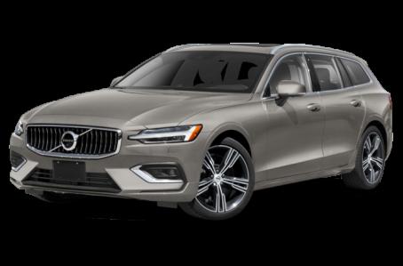 New 2019 Volvo V60 Exterior