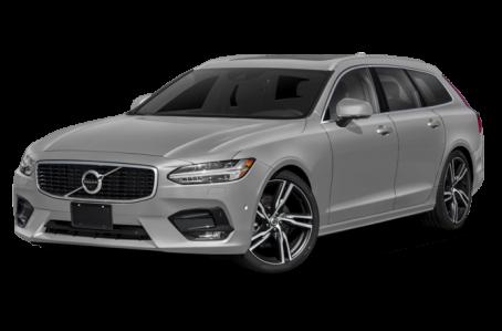 New 2019 Volvo V90 Exterior