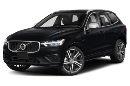 New 2019 Volvo XC60 Hybrid Exterior