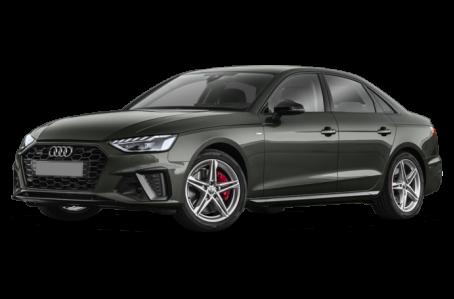New 2020 Audi A4 Exterior
