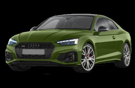 New 2020 Audi A5 Exterior
