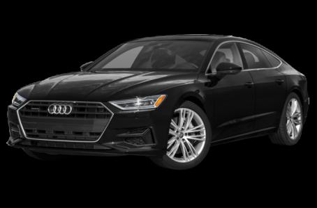 New 2020 Audi A7 Exterior