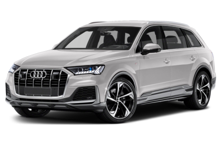 New 2020 Audi Q7 Exterior