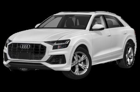 New 2020 Audi Q8 Exterior