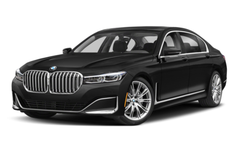 New 2020 BMW 740 Exterior
