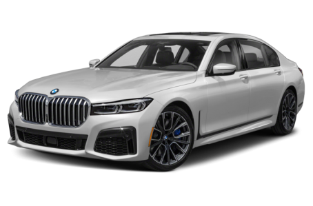 New 2020 BMW 750 Exterior