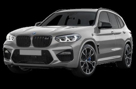 New 2020 BMW X3 M Exterior