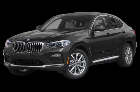 New 2020 BMW X4 Exterior