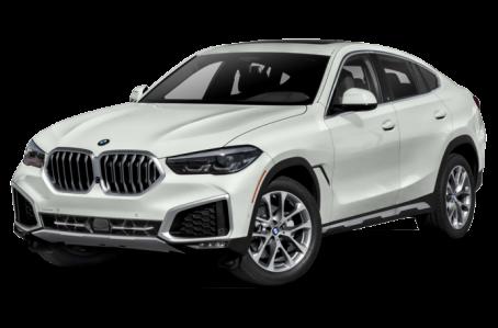New 2020 BMW X6 Exterior