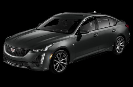 New 2020 Cadillac CT5 Exterior