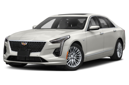 New 2020 Cadillac CT6