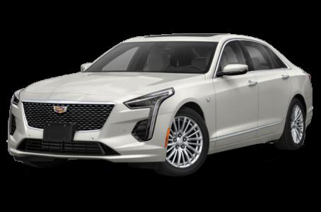 New 2020 Cadillac CT6 Exterior