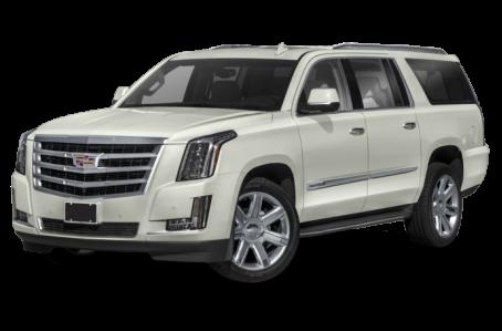 New 2020 Cadillac Escalade ESV Exterior
