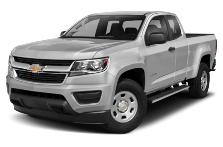 New 2020 Chevrolet Colorado Exterior