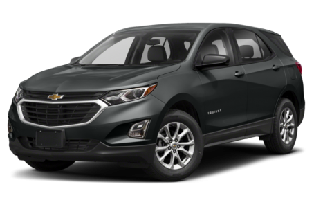 New 2020 Chevrolet Equinox Exterior