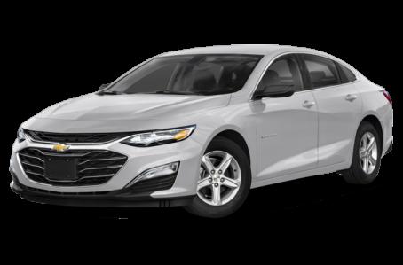 New 2020 Chevrolet Malibu Exterior