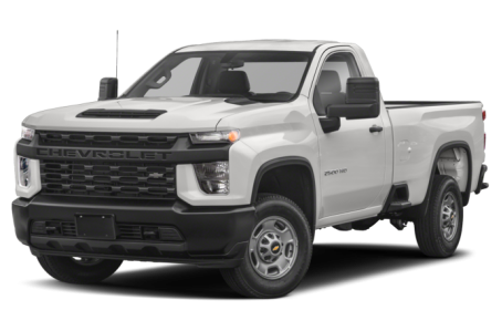 New 2020 Chevrolet Silverado 2500HD Exterior