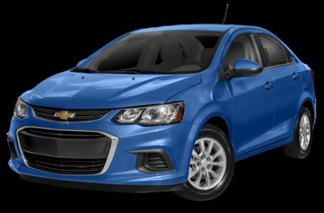 New 2020 Chevrolet Sonic Exterior