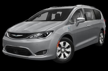 2020 Chrysler Pacifica Hybrid Exterior
