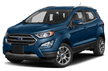 New 2020 Ford EcoSport Exterior