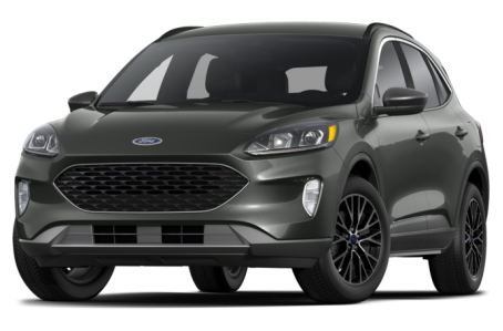 New 2020 Ford Escape PHEV Exterior