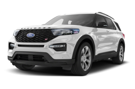 New 2020 Ford Explorer Exterior